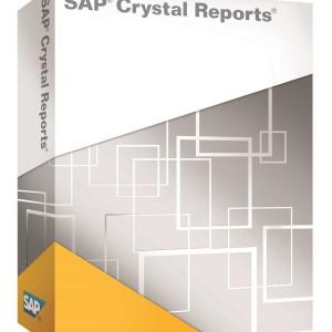 Sap crystal report 2016