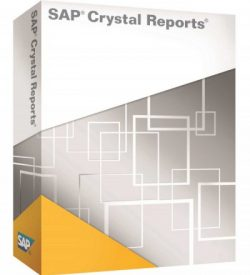 Sap crystal report